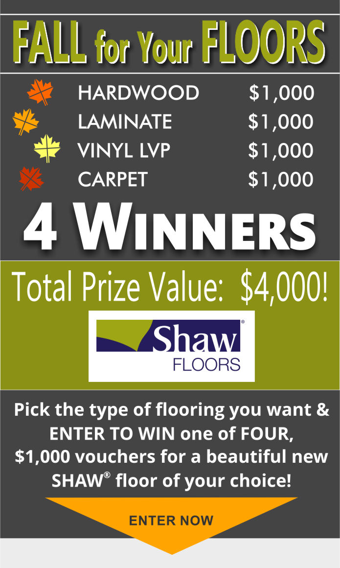 Fall For Your Floors With Shaw Great Floors Great Floors