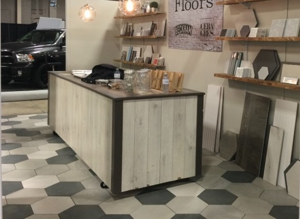 CeraGres Products Featured at the LifeStyle Home Show