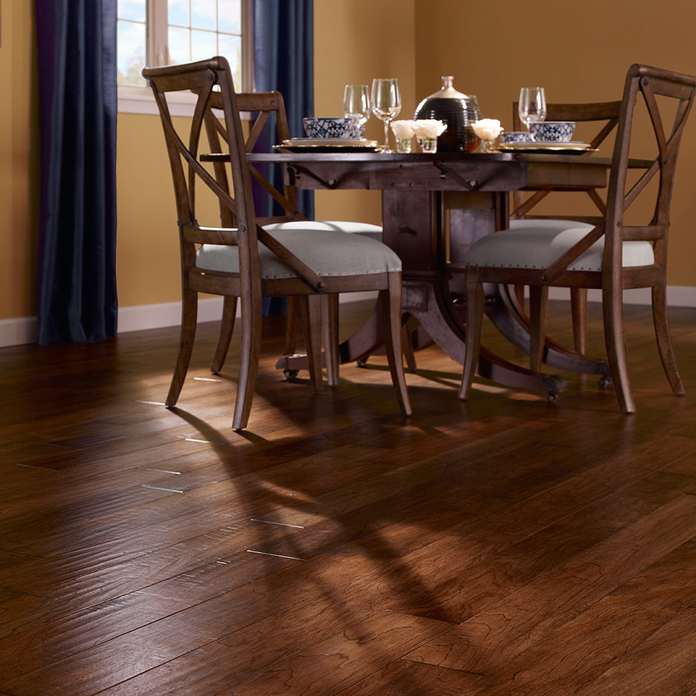 Mannington Hardwood Mayan Pecan in Clove at Great Floors