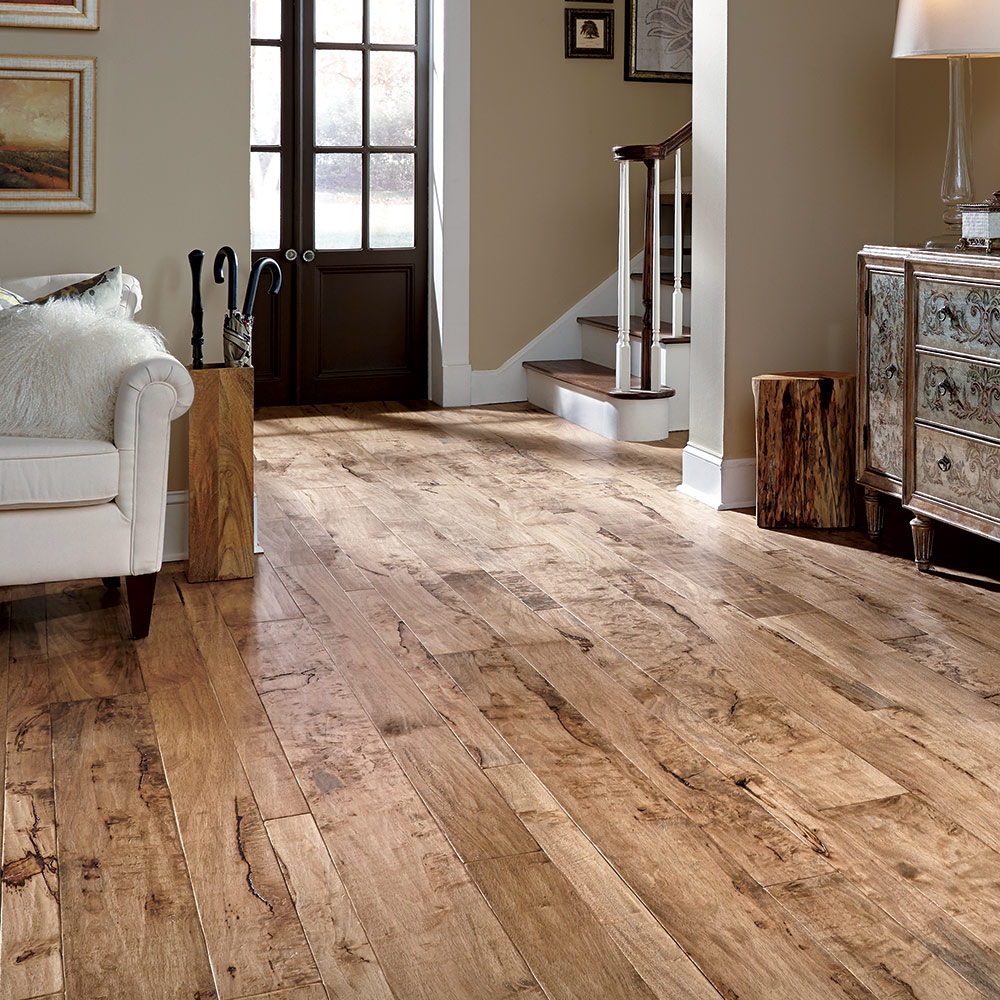Mannington Hardwood Pacaya Mesquite in Lava at Great Floors