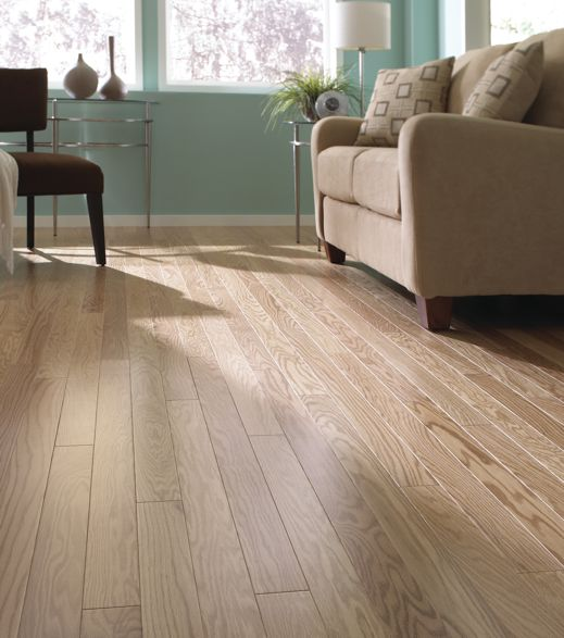 Laurentian Hardwood Kendall Red Oak in Natural at Great Floors