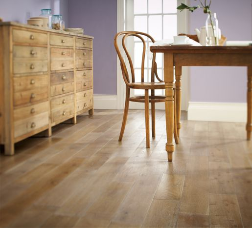 Laurentian Hardwood Lamett Cottage Collection in Dove Grey at Great Floors