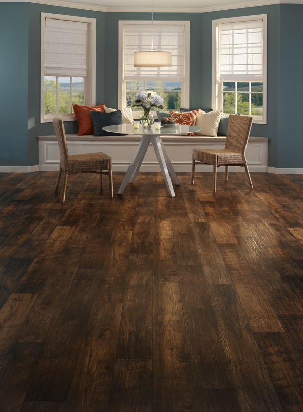 Havana Luxury Vinyl Sheet in Smoked Habanero by Mannington at Great Floors Canada