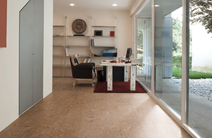 Wicanders Personality Cork Flooring in Tea at Great Floors Canada
