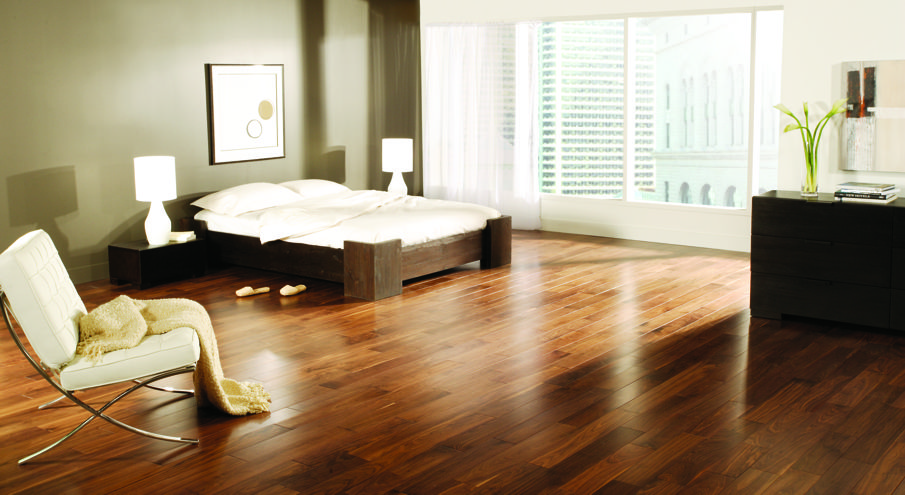 Preverco Walnut in Natural at Great Floors