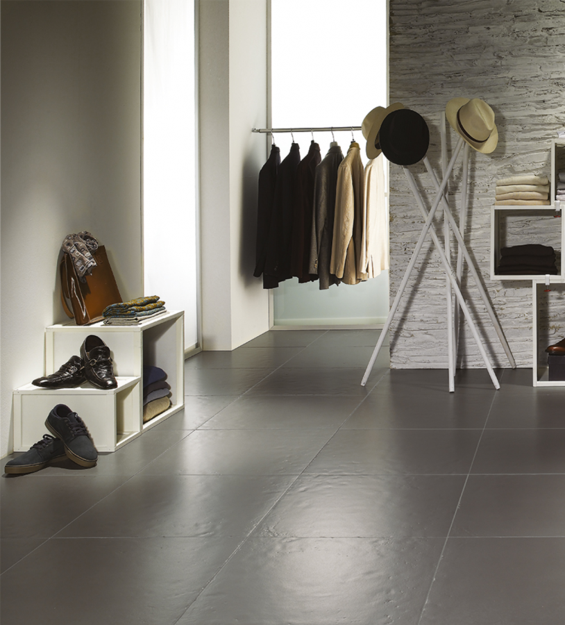 Century Porcelain Tile from Ceragres in Grigio at Great Floors