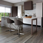 Ecollection Porcelain Flooring by Ceragres in Teca Intensa | Eco-Friendly Flooring at Great Floors Canada