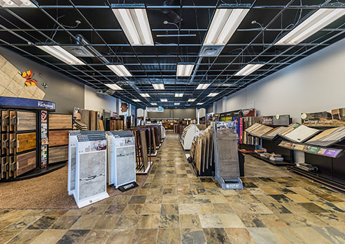 Great Floors in Ingersoll Design Center