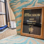 Great Floors Strathroy Home Show Award