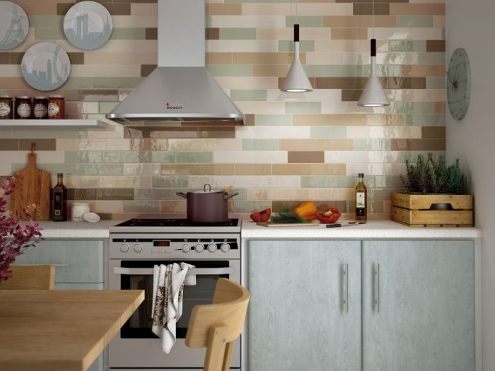 Kitchen: Urban Zebra Country Calido (Mix) Wall Tile
