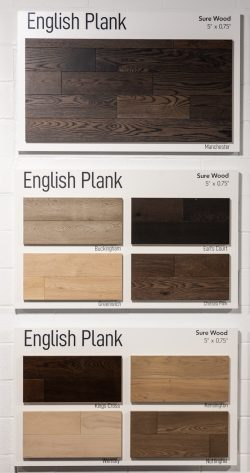 English Plank Hardwood Windsor Ontario