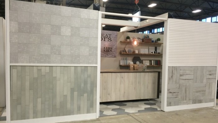 Great Floors LifeStyle Home Show CeraGres Tiles 1