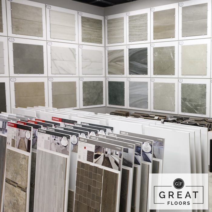 Great Floors Tile Selection - Wall Tile, Floor Tile, Hex Tile, 24 x 24, 12 x 24