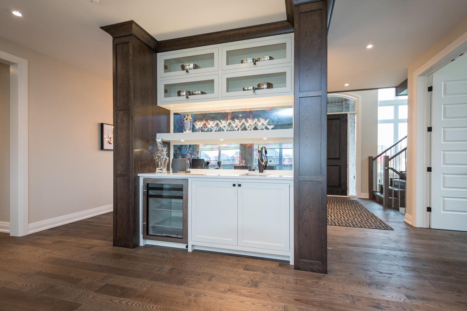 Wet Bar Dream Home 2015
