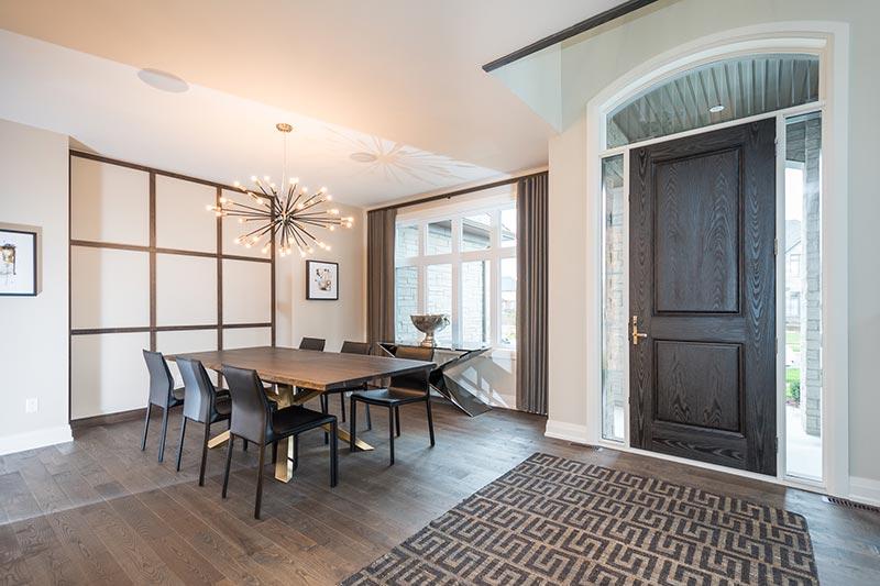 Dream Home 2015 Entry wood flooring