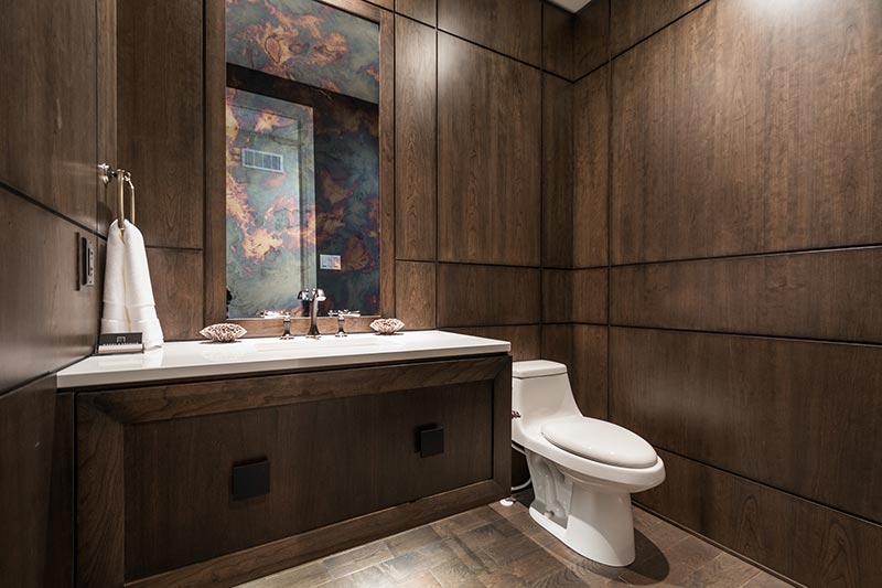 Wood Bathroom Walls Dream Home 2015