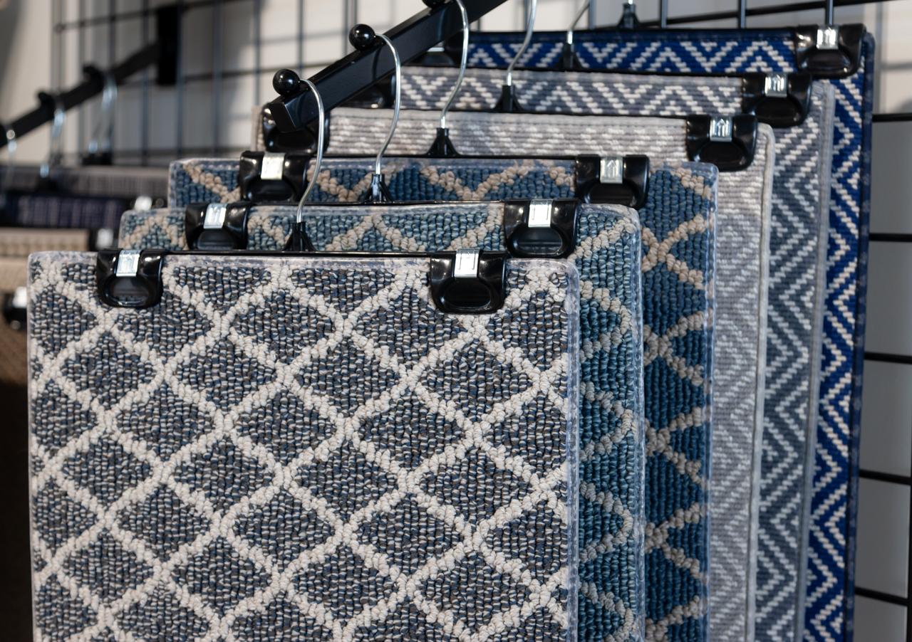 Patterned Carpet Windsor