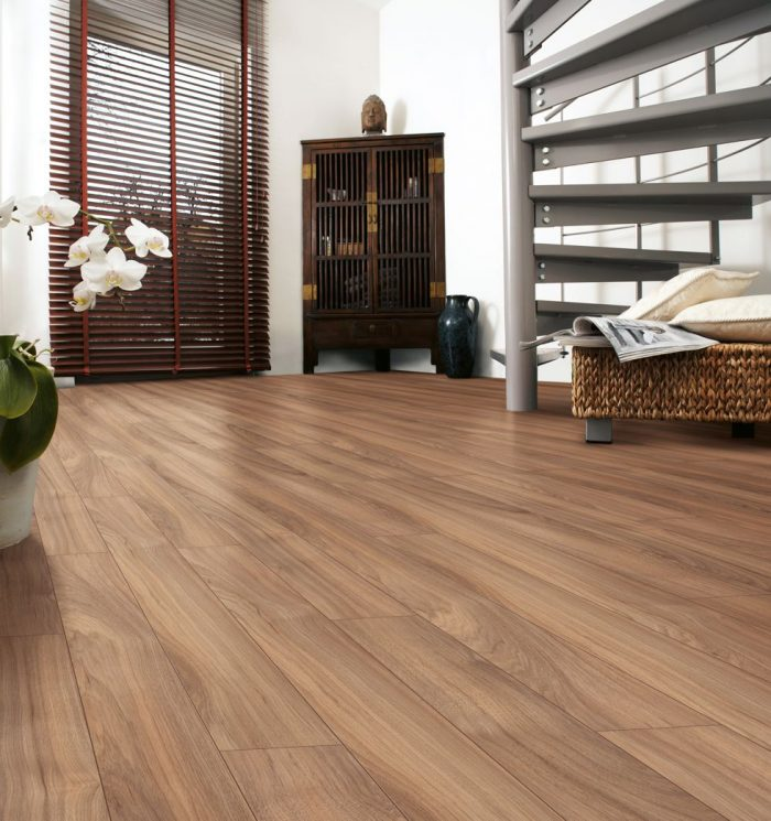 Impressions Laminate Plank in Hickory by Richmond at Great Floors