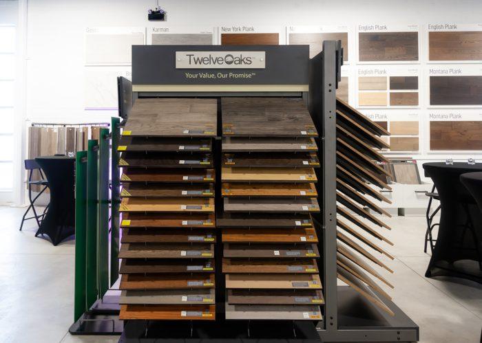 Great Floors Windsor Flooring Store Twelve Oaks Display